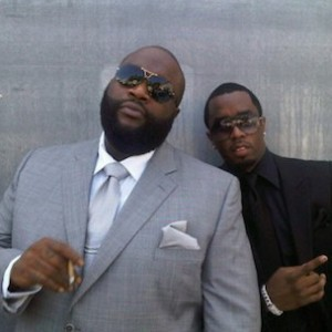 """Diddy To Co-Executive Produce Rick Ross' """"Mastermind"""""""