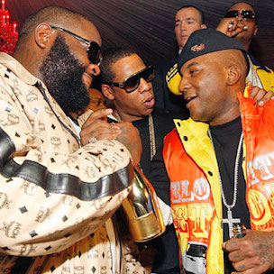 "Rick Ross Calls Jeezy Beef ""A Lot Of Misconfusion"""