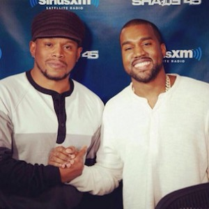 "Kanye West Blasts Sway Calloway & Charlamagne Tha God During ""Yeezus"" Concert"