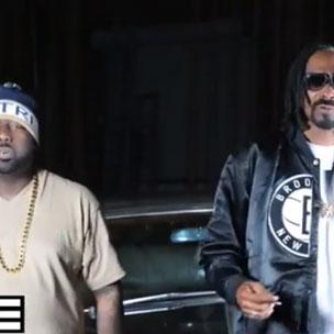 "Trae Tha Truth f. Snoop Dogg - ""Old School"" (Behind The Scenes)"