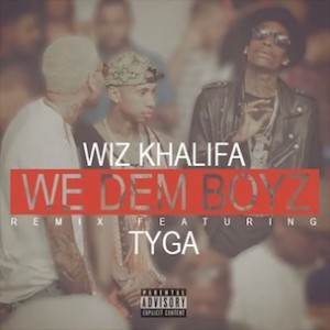 Tyga - We Dem Boyz (Remix)