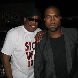 "Charlie Wilson Says He Tells Kanye West To ""Sit Down & Be Quiet"" Sometimes"
