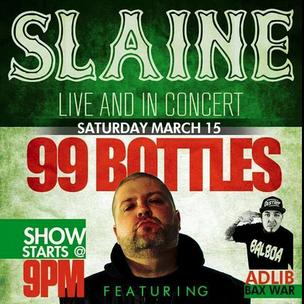 Slaine x Adlib Concert Ticket Giveaway