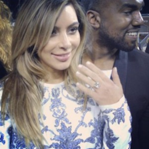 Kanye West & Kim Kardashian Reportedly Set Wedding Date