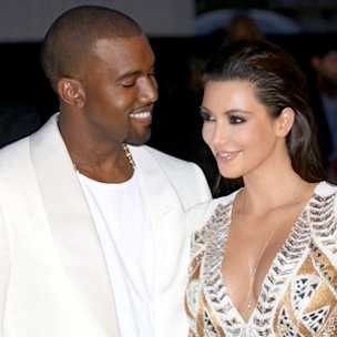 Kanye West Giving Kim Kardashian 10 Burger Kings As Wedding Gift