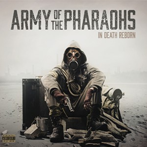 """Army of the Pharaohs f. Vinnie Paz, Planetary, Esoteric, Apathy & Celph Titled  - """"God Particle"""""""