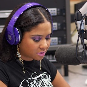 "Angela Yee Discusses Declining Hot 97 Job & ""The Breakfast Club Show"" On REVOLT"
