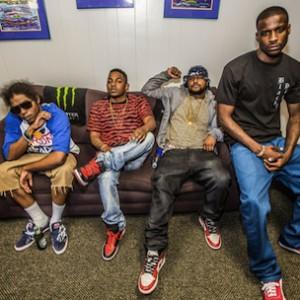 Rap Release Dates: Black Hippy, Styles P, Atmosphere, Blueprint