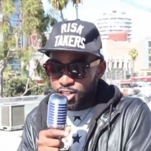 Hollywood Freestyle and Q&A with HipHopDX - C. Young