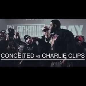 Battle Rap: KOTD - Charlie Clips vs. Conceited