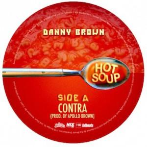 Danny Brown - Contra (Alternate Version)
