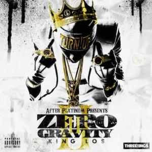 "King Los ""Zero Gravity II"" Release Date, Cover Art, Tracklist, Download & Mixtape Stream"