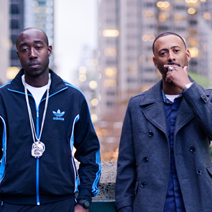 Madlib & Freddie Gibbs Chronicle Discovering Each Other's Music