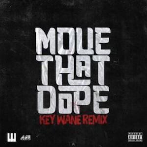 "Future f. Pusha T & Pharrell - ""Move That Dope"" (Key Wane Remix)"
