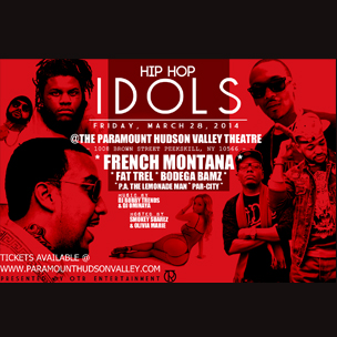 French Montana NYC Concert Ticket Giveaway