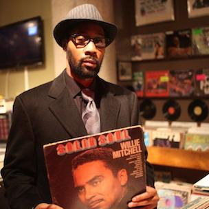 "RZA Writes Foreword Of ""Dust & Grooves: Adventures In Record Collecting"" Book"