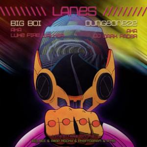 Big Boi f. A$AP Rocky, Phantogram & A-Ha - Lanes (Remix)