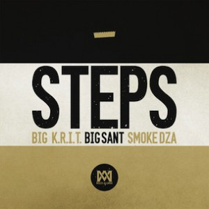 Big K.R.I.T. f. Big SANT & Smoke DZA - Steps