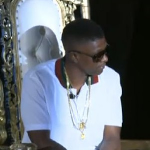 Lil Boosie - Boosie Speaks Press Conference