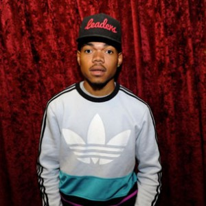 Chance The Rapper f. James Blake - Save Yourself First