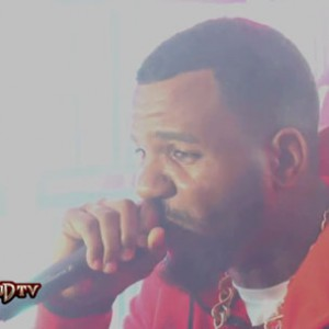 Game & L.A. Kings - Tim Westwood Freestyle