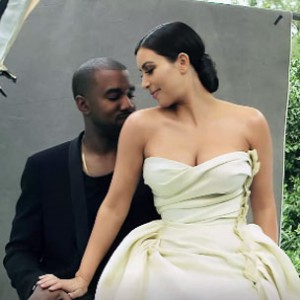 Kanye West & Kim Kardashian - Vogue Magazine Cover Shoot (Behind The Scenes)