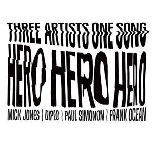 Frank Ocean, The Clash & Diplo - Hero