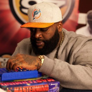 """Rick Ross - """"Mastermind"""" Challenged by Angie Martinez"""