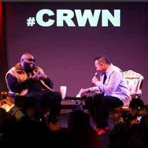 Rick Ross - CRWN Interview (Episode 1)