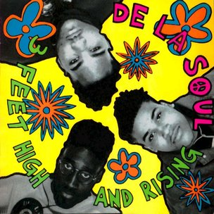 """De La Soul's """"3 Feet High And Rising"""" In Review: 25-Year Anniversary"""