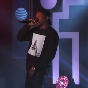 "YG - ""I Just Wanna Party"" (Live On Jimmy Kimmel)"