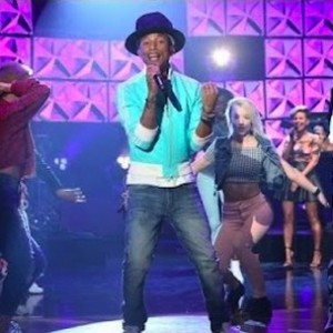 """Pharrell Williams - Performs """"Marilyn Monroe"""" And Speaks To Ellen About His Career"""