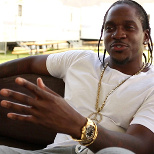 "Pusha T Says Kanye West Made ""My Name Is My Name"" Better"