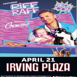 Riff Raff Concert Ticket Giveaway