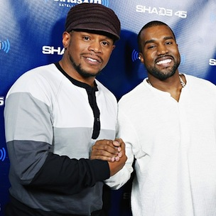 "Sway On Kanye West Rant: ""I Don't Even See That As A Confrontation"""
