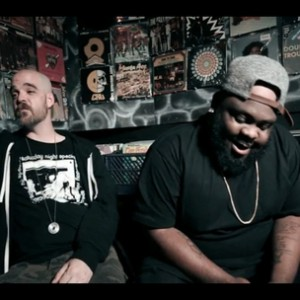House Shoes & Willie B - Overheard At Delicious Vinyl 1: Kendrick Lamar & J. Dilla