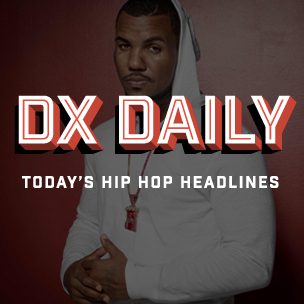 DX Daily - Future & Iggy Azalea Snag Top 3 Debuts, T.I. & Game Confront LAPD