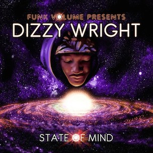 "Dizzy Wright ""State Of Mind"" Release Date, Cover Art, Tracklist & EP Stream"