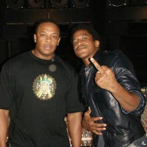 "Dr. Dre & Q-Tip Photographed In Studio, Q-Tip Adds ""#Detox"" Caption"