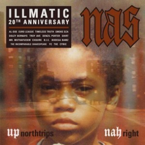 Nas - The #lllmatic20 Tribute Mixtape (Presented By NahRight & UpNorthTrips)
