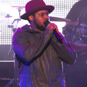 "ScHoolboy Q f. BJ The Chicago Kid - ""Studio"" (Live On Jimmy Kimmel)"