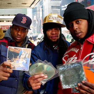 Rappers Who Sell Music In Times Square Sue New York City & NYPD