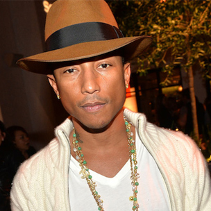 Pharrell To Auction Off Coachella VIP Packages For Charity On ebay