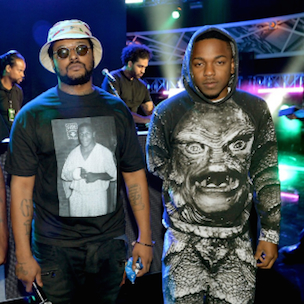 ScHoolboy Q Addresses Kendrick Lamar & Macklemore's Grammy Text Conversation