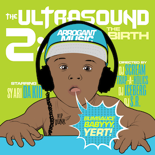 "Sy Ari Da Kid ""The Ultrasound 2: The Birth"" Release Date, Cover Art, Tracklist, Download & Mixtape Stream"