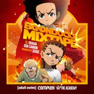 "DJ Drama, Don Cannon, Trendsetter Sense ""The Boondocks Mixtape (Season 4)"" Release Date, Cover Art, Tracklist, Download & Mixtape Stream"