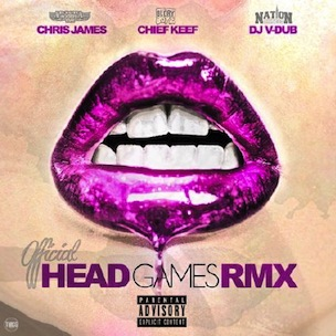 Chris James f. Chief Keef - Headgames