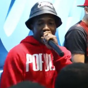 "Dizzy Wright - ""Everywhere I Go"" (Popular Demand Performance)"