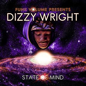 Dizzy Wright - State Of Mind (EP)