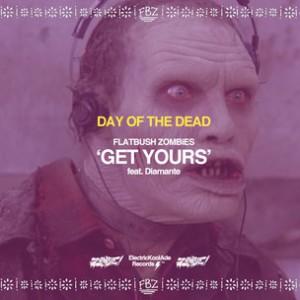 Flatbush Zombies f. Diamante - Get Yours